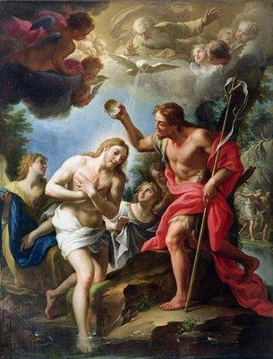 trevisanibaptismchrist