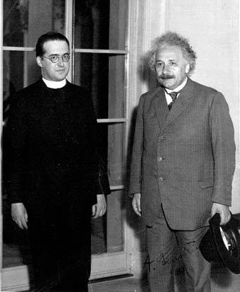 Les Miracles Scientifiques de la Sainte Bible : le Big Bang, la Naissance de l'Univers dans Politique lemaitreeinstein
