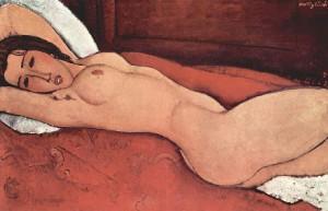 Amadeo-Modigliani-nu-couch%C3%A9-les-bras-crois%C3%A9-derri%C3%A8re-la-t%C3%AAte-1917-300x193 musulmans