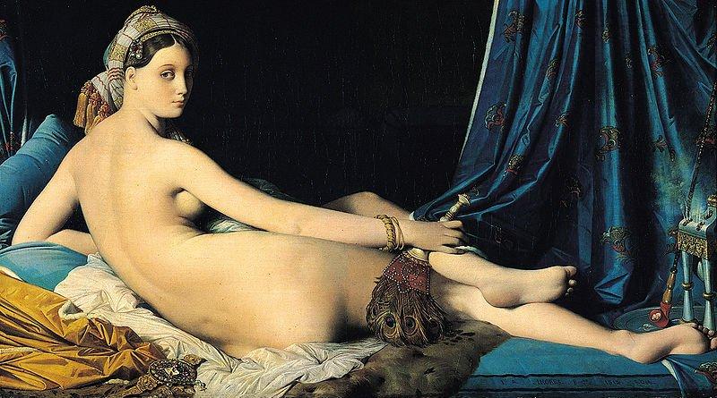 Ingres - La Grande Odalisque - 1814