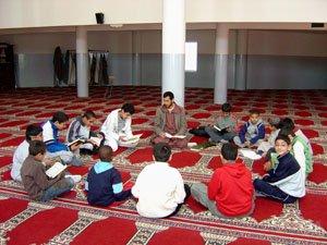 mosquemureauxcoran dans religion