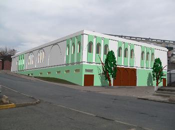 Mosquée de Meaux