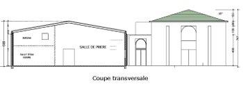 Mosquée Élancourt - projet2