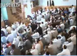 Mosquée Élancourt - Fidèles