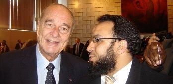 jacqueschiracbaba islam