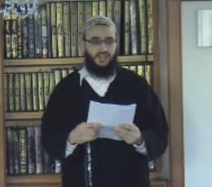 mosquepontoisesermonabouhajar Coran