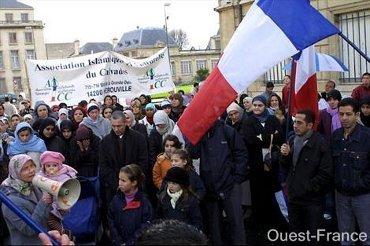 manifestationportduvoile Charlie Hebdo