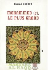 Ahmed Deedat - Mohammed le PLus Grand